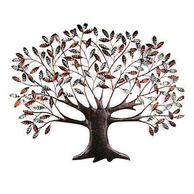 Tree of Life Metal Plaque | Photo Walls | Pinterest | Metal plaque ...