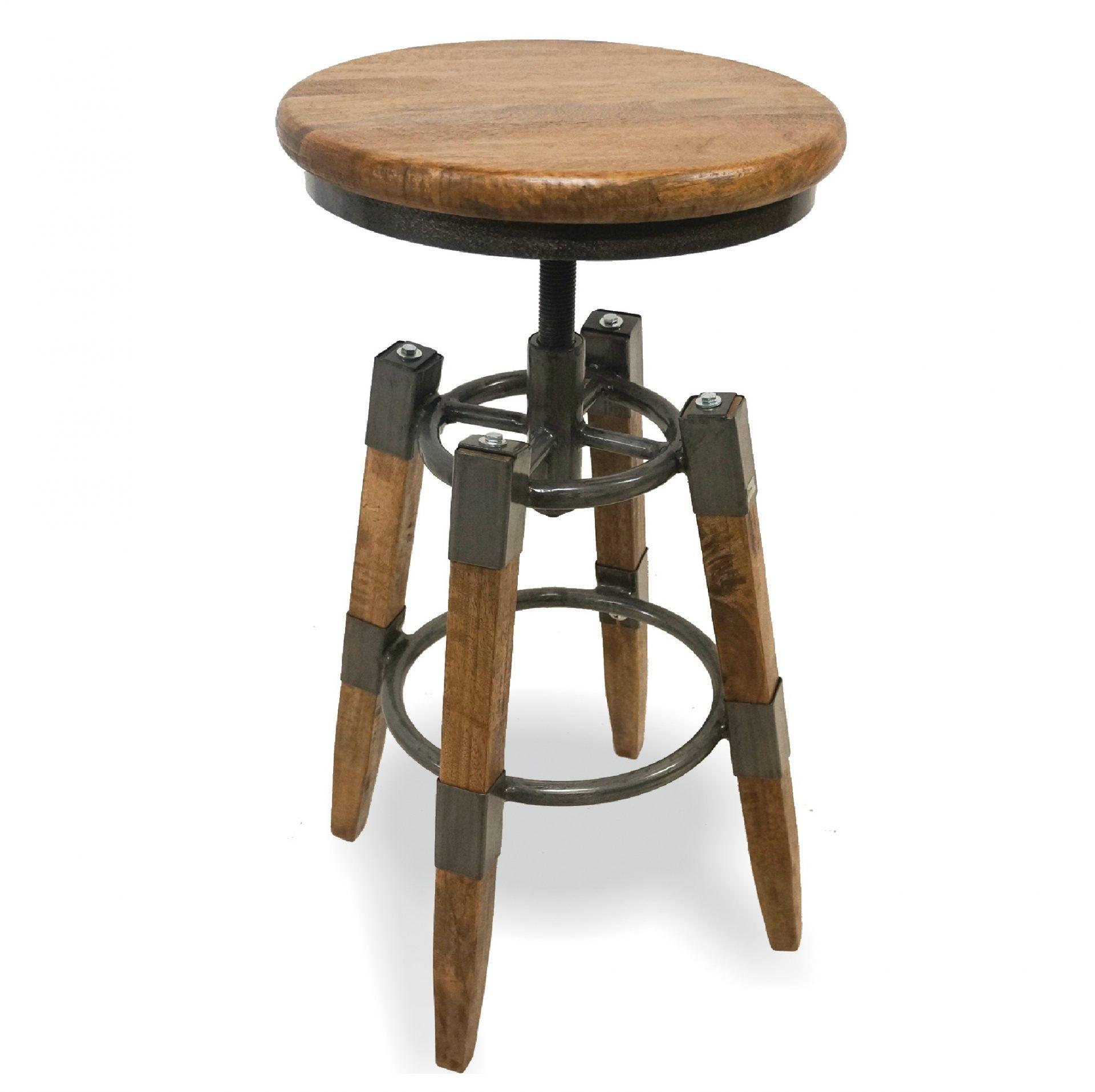 El Taburete Frog Up ofrece confort estabilidad y tecnologa a un buen precio El asiento de este taburete para barra de bar está construido median…