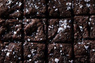 Triple-Chocolate Olive Oil Brownies #oliveoils