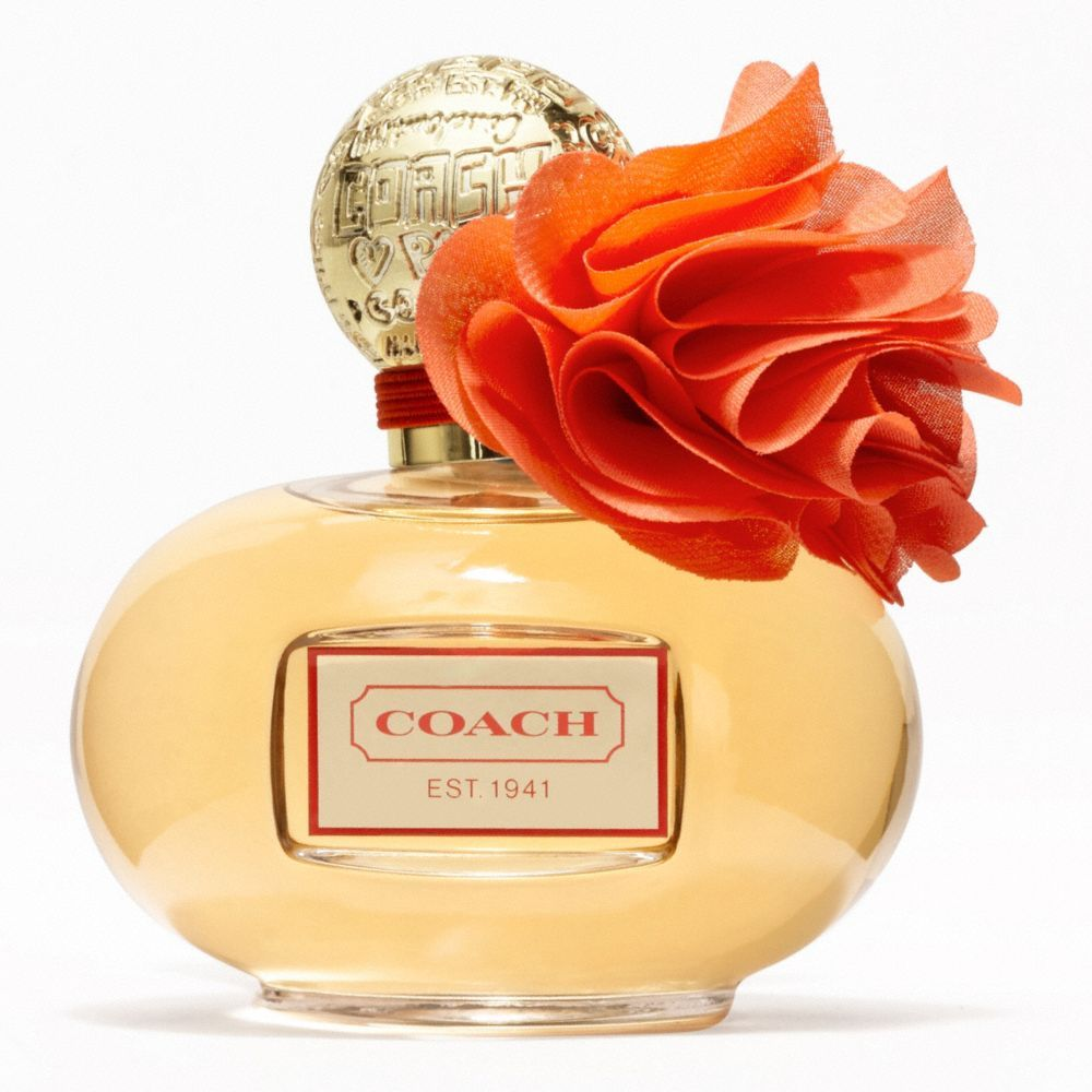 The Poppy Blossom Fragrance From Coach If You Like The Smell Of