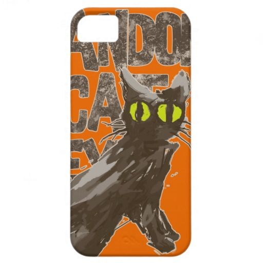"""""""Andon of Cat Eye *Gray and Orange"""" iPhone5 Case! XD --- #Cat #iPhone5 #Case #iPhone"""