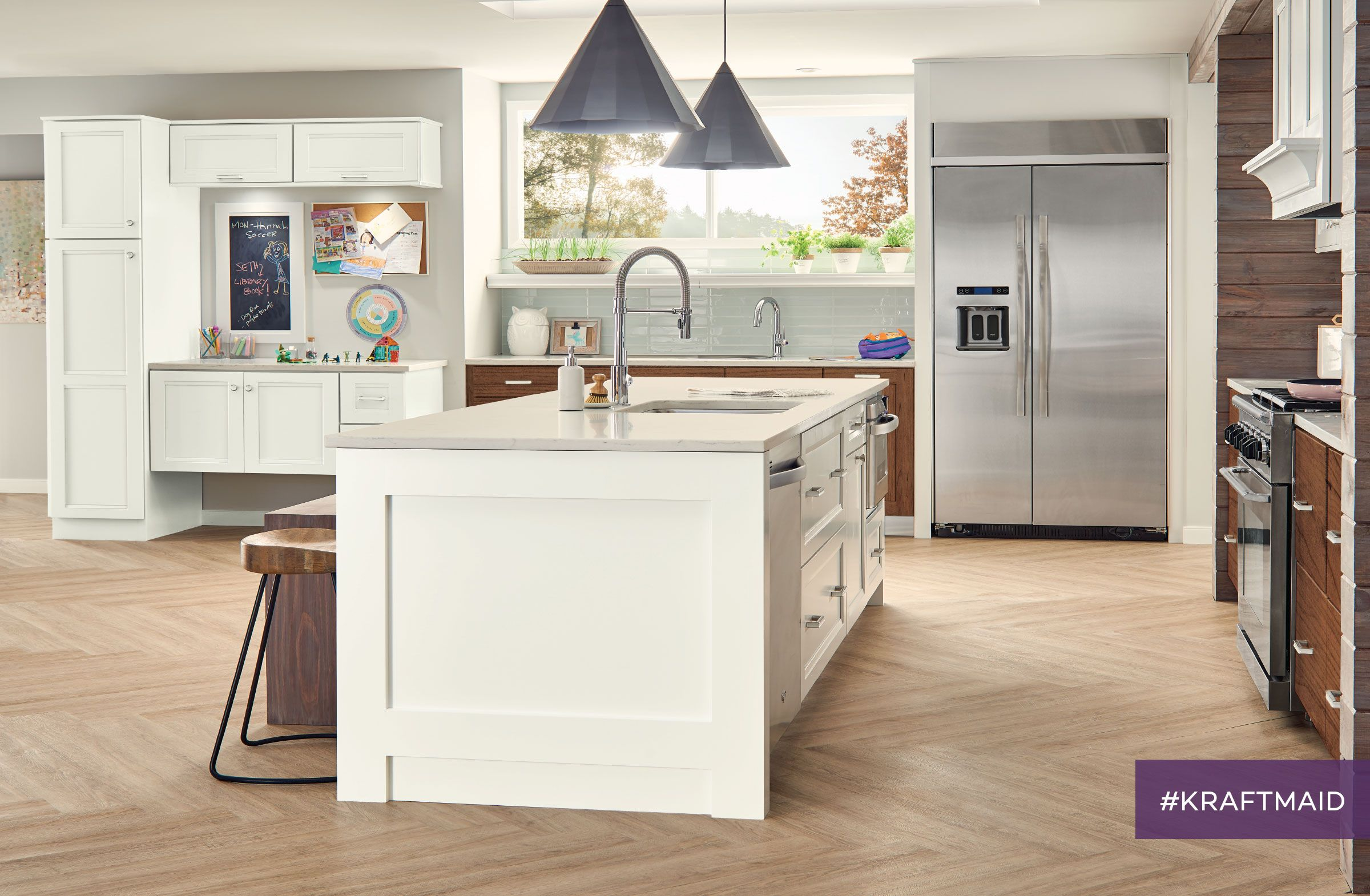 Consider a KraftMaid® Gateway Island End in Dove White for a ... on movable kitchen islands, old farmhouse kitchen islands, wellborn kitchen islands, kitchen cabinets islands, hickory wood kitchen islands, corian kitchen islands, furniture style kitchen islands, bertch kitchen islands, ikea kitchen islands, tresanti kitchen islands, medallion kitchen islands, marsh kitchen islands, discount kitchen islands, home depot kitchen islands, estate kitchen islands, favorite kitchen islands, havertys kitchen islands, kohler kitchen islands, american woodmark kitchen islands, shiloh kitchen islands,