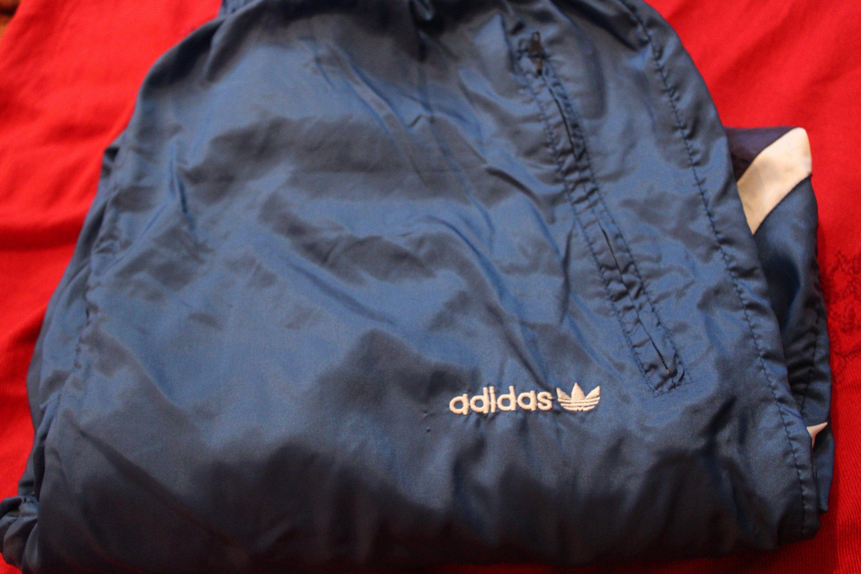 Adidas Vinatge Trainingsanzug D 52 (L) aus den 80er