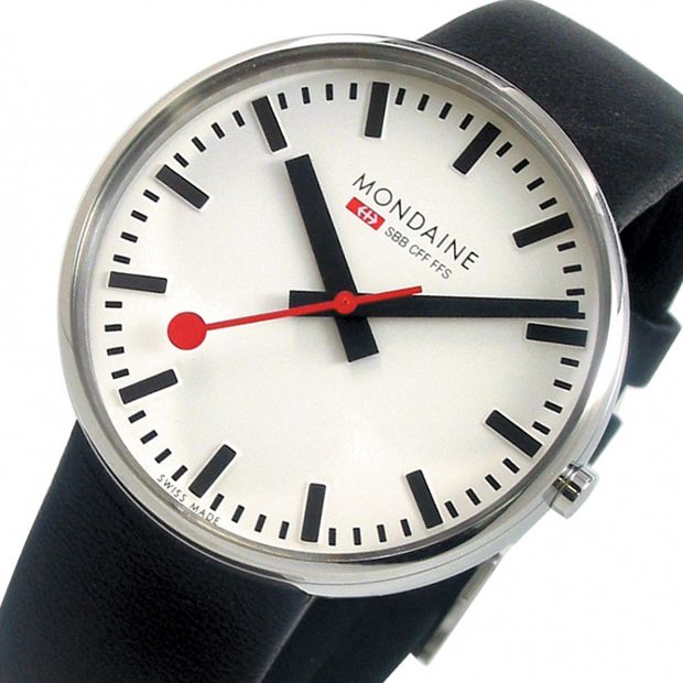 scarpe sportive 2cd5a f139f Evo Giant watch by Mondaine. Available at Dezeen Watch Store: www ...