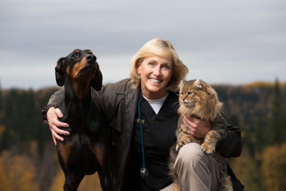 Dr Dee Alaska Vet Season Two Coming To Animal Planet Animal Tv Vet Pictures Alaska