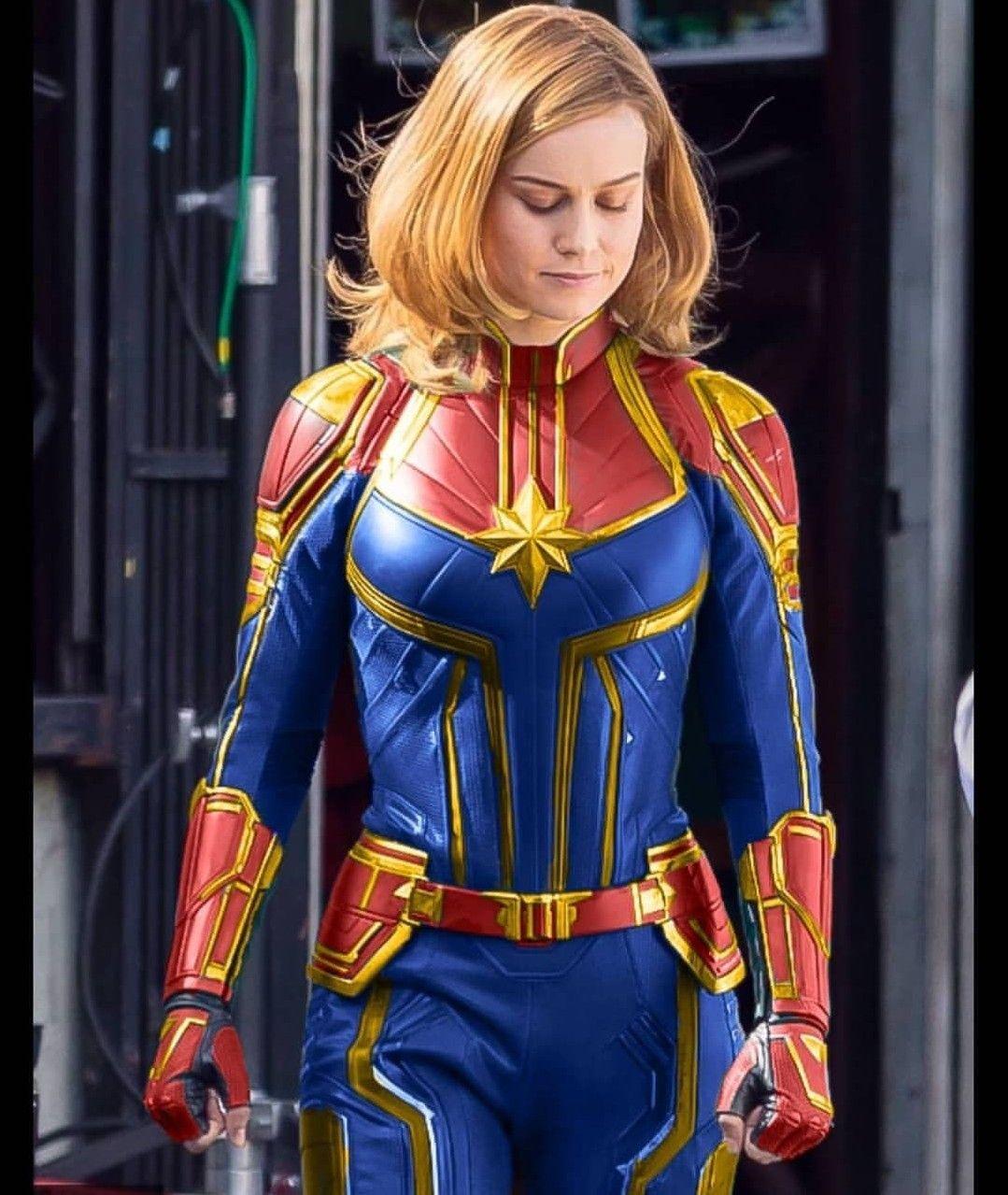 ❤️ A CGI representation of the original suit in full