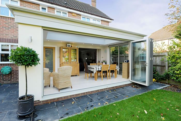 Looking For A Thermally Efficient #Bi Folding #door To Keep Your Home Warm