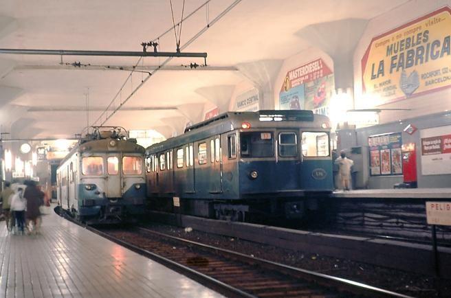 Un Libro Rescata Imagenes Ineditas De Los Primeros Metros De