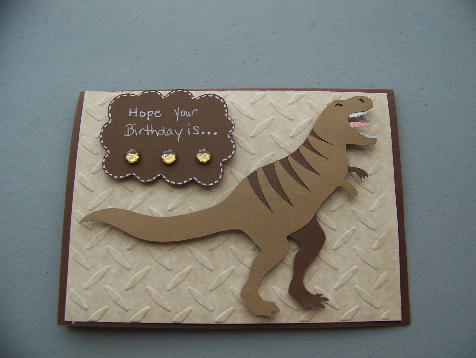 dinosaur  kids birthday cards birthday cards cards