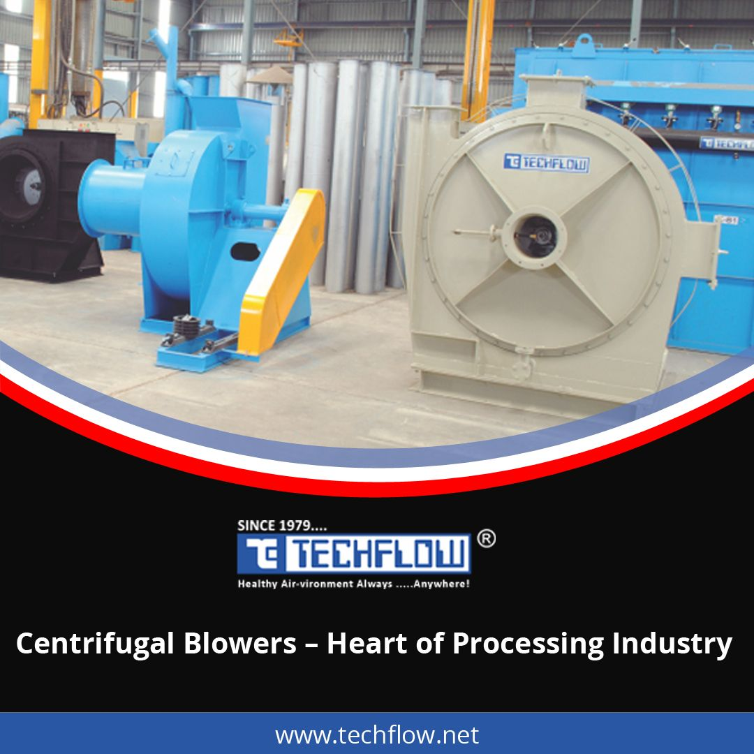 CentrifugalBlowers are the perfect for compressed air