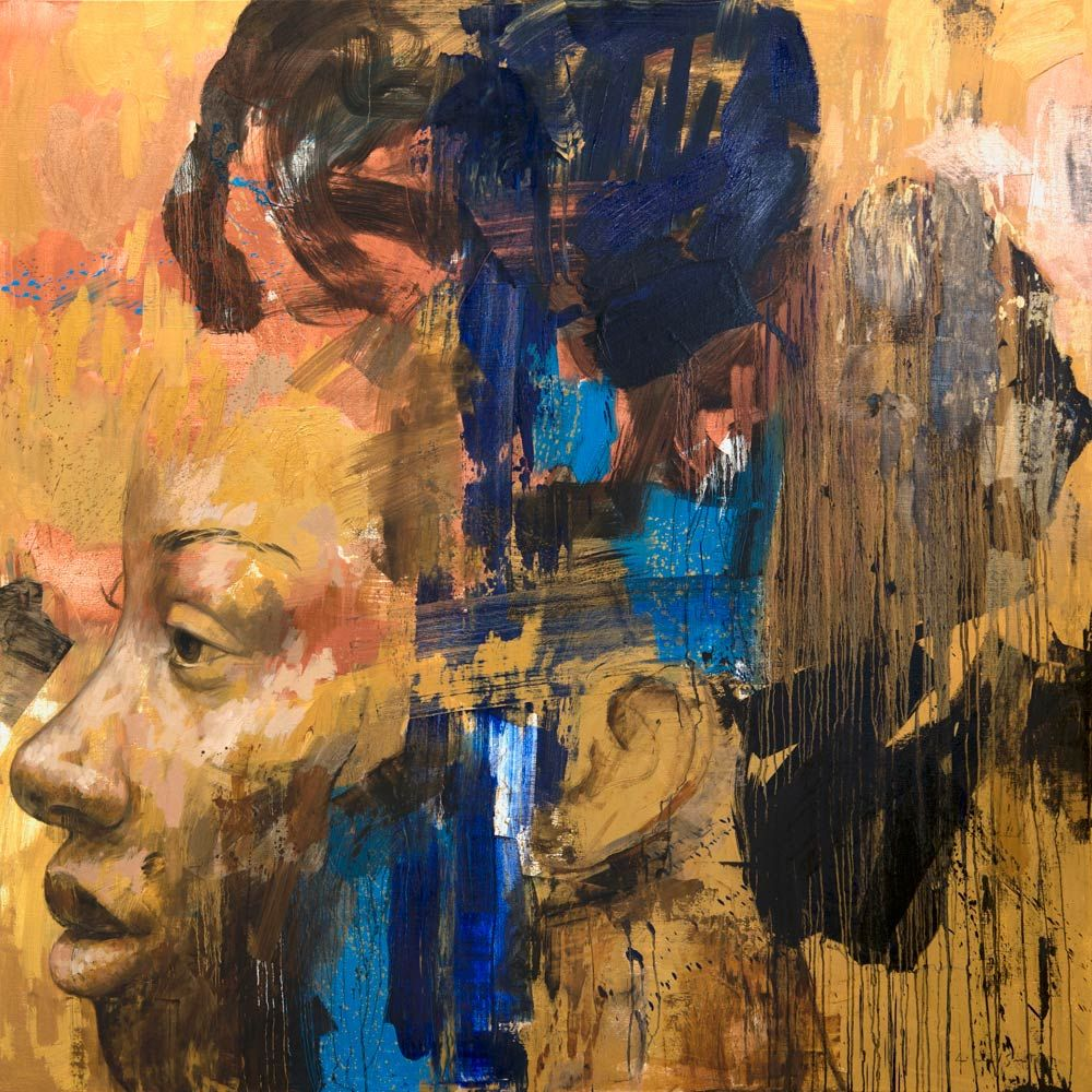 Lionel Smit - Contemporary Artist - Figurative Painting - Singular Formation 4