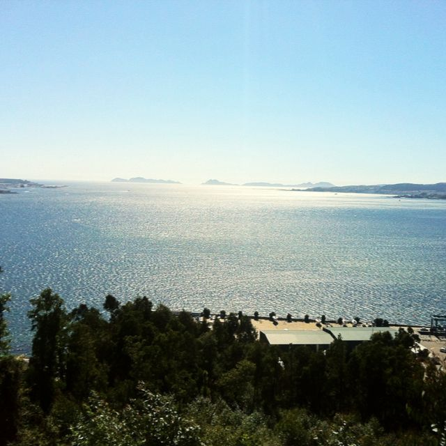 Monte de A Guía en #Vigo #Pontevedra #RiasBaixas #Galicia #turismo