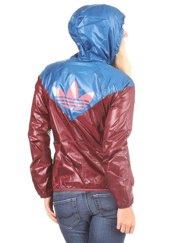 Windbreakers Jacket Doudoune Adidas Co Shiny Nylon amp; qtw01w