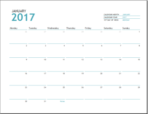 academic calendar template 2016 2017 download at http www