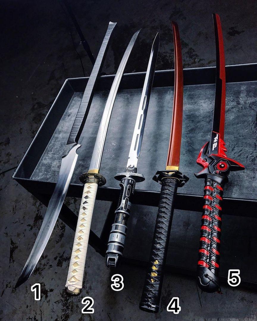 нет необычные мечи картинки сырники