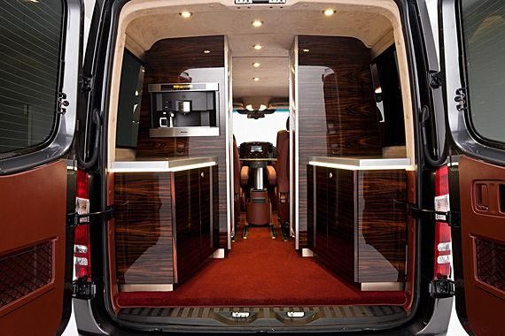Mercedes Benz Sprinter Sp5 Conference Custom Inspired By Air