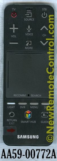 NEW SAMSUNG HDTV REMOTE CONTROL RMCTPF2BP1 AA5900772A | Manuals User