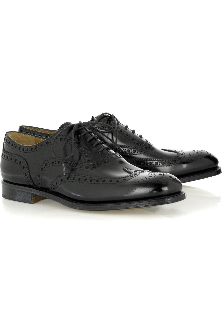 Leather Glossed Autres Burwood Chiffons By Brogues Church's amp; wzx5qaF