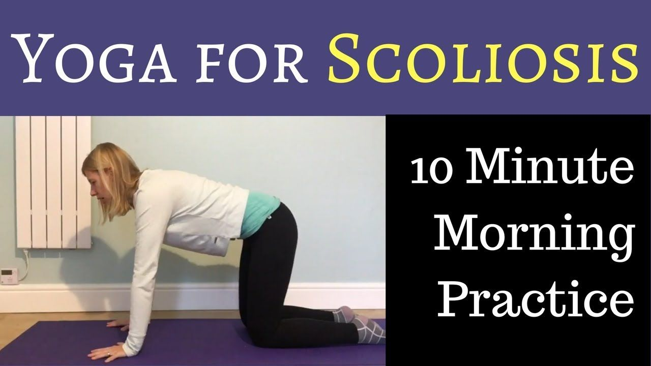 38++ Exercises to help scoliosis trends