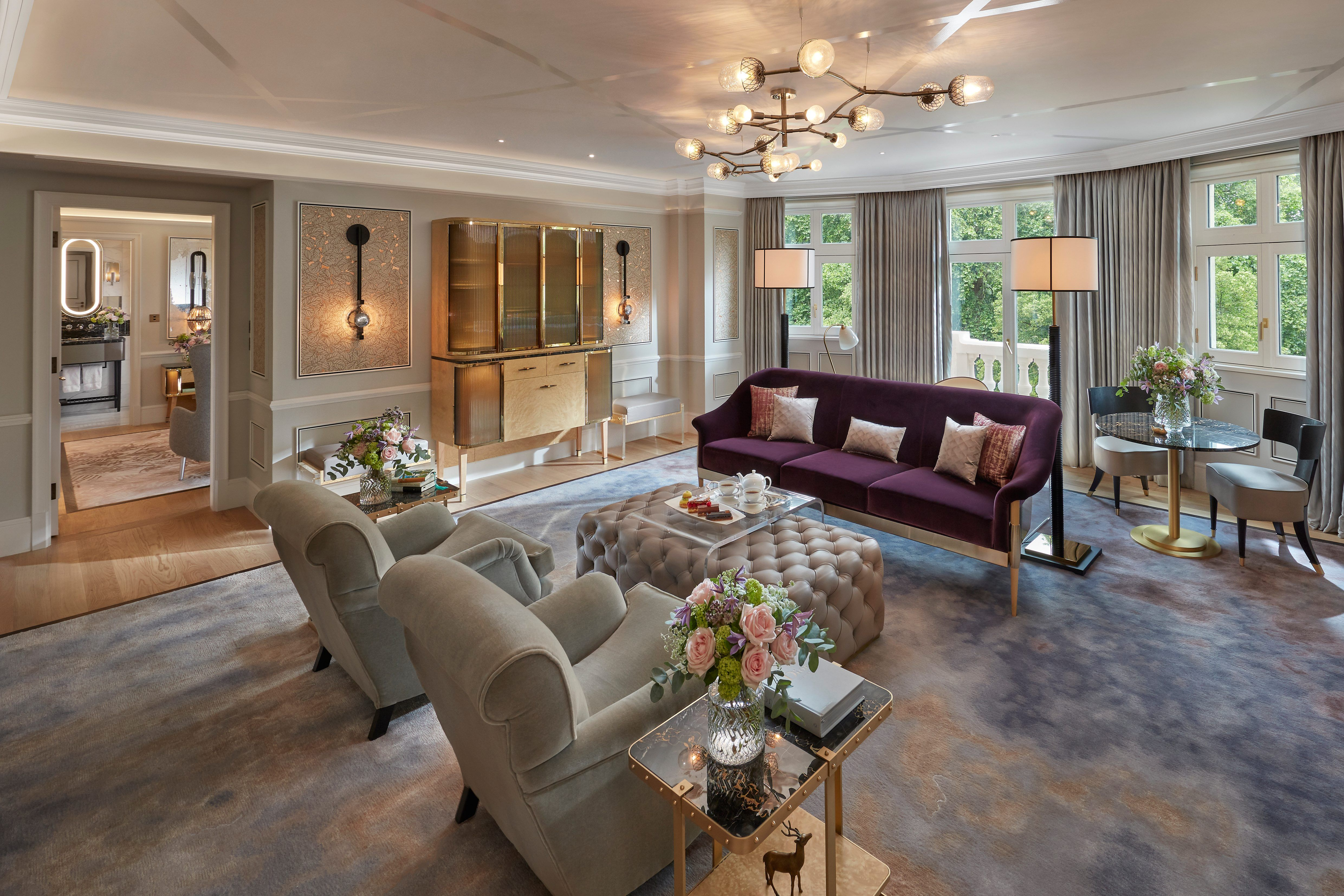 Luxury Near Hyde Park Mandarin Oriental