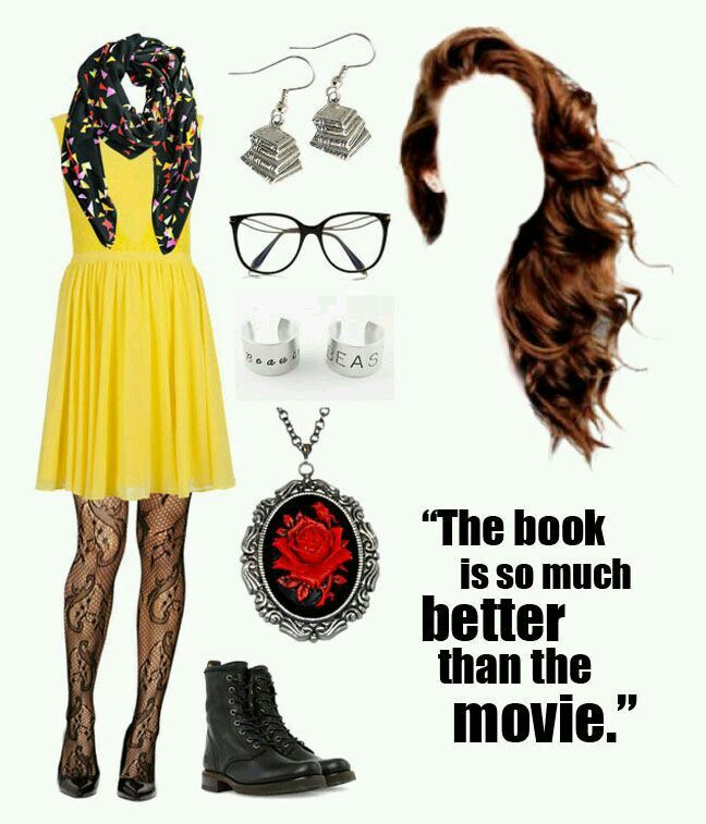 Modern Belle outfit