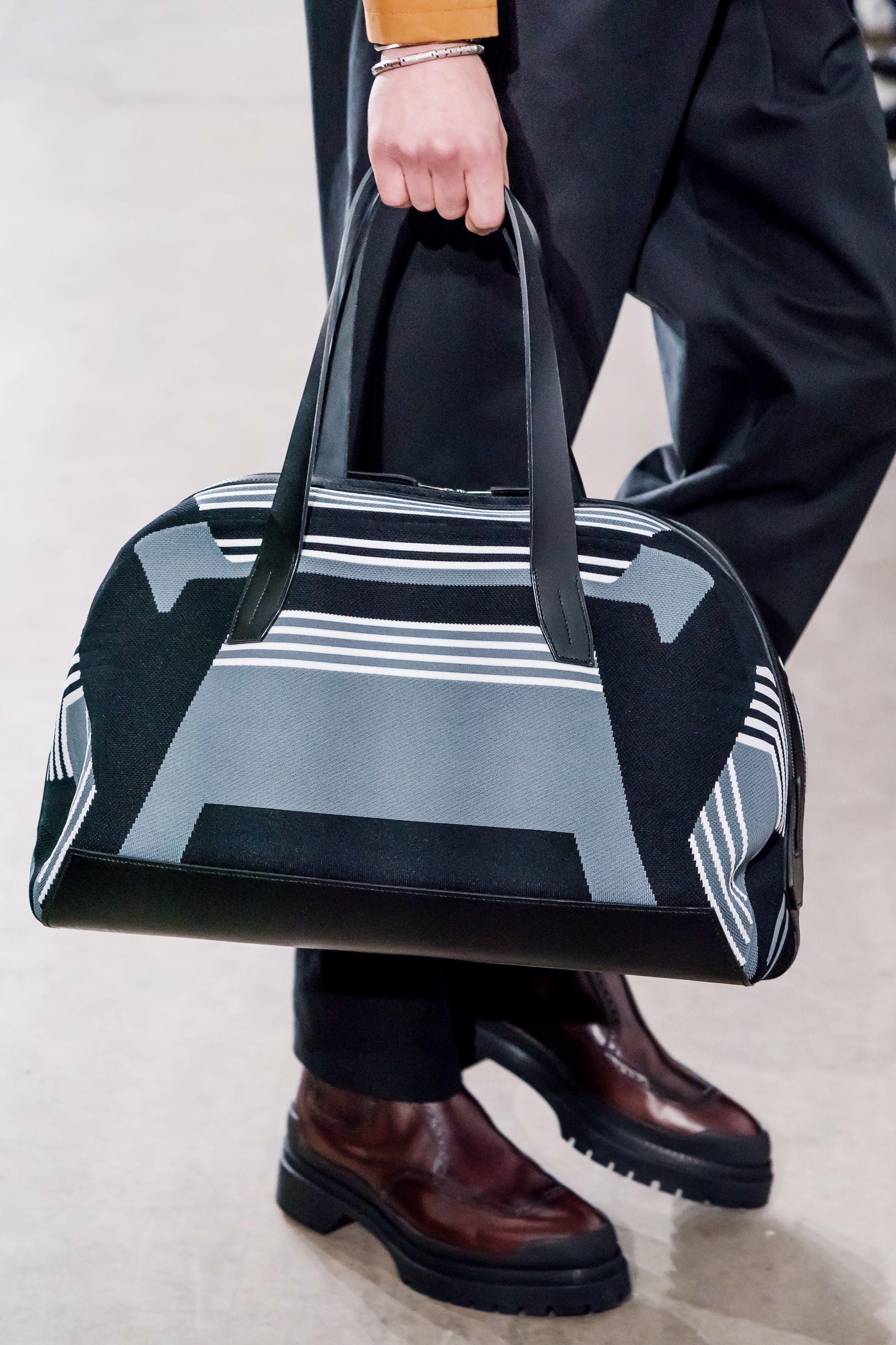 Hermès Fall 2019 Menswear Fashion Show Bags, Mens