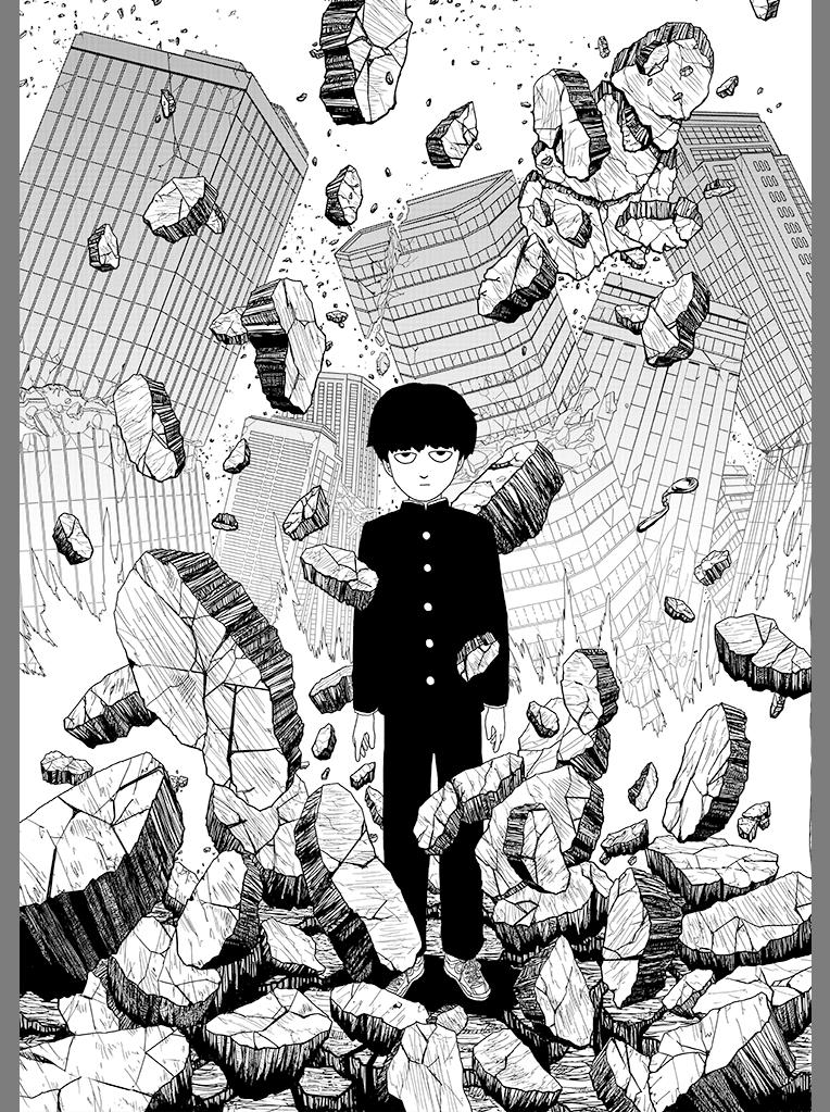 OnePunch Man Creator's Mob Psycho 100 TV Anime Promo