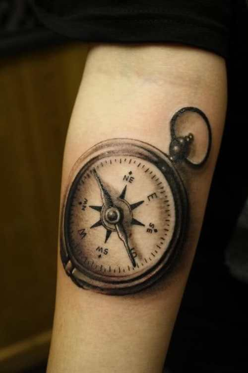 Not All Those Who Wander Are Lost Tattoo Compass Maybe This But Show It Being Broken Give It Some Deeper Meaning Not All Those Who Wander Are Lo Compass Tattoo Nautical Compass Tattoo Compass Tattoo Design