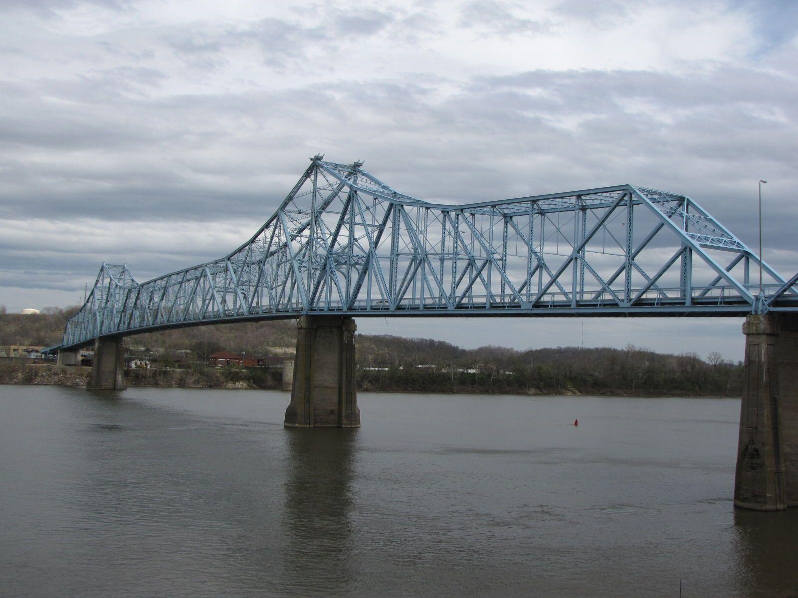IrontonRussell Bridge Ironton ohio