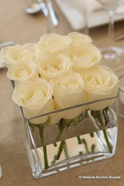 Simple but elegant - Stone Blossom | Floral & Event Design