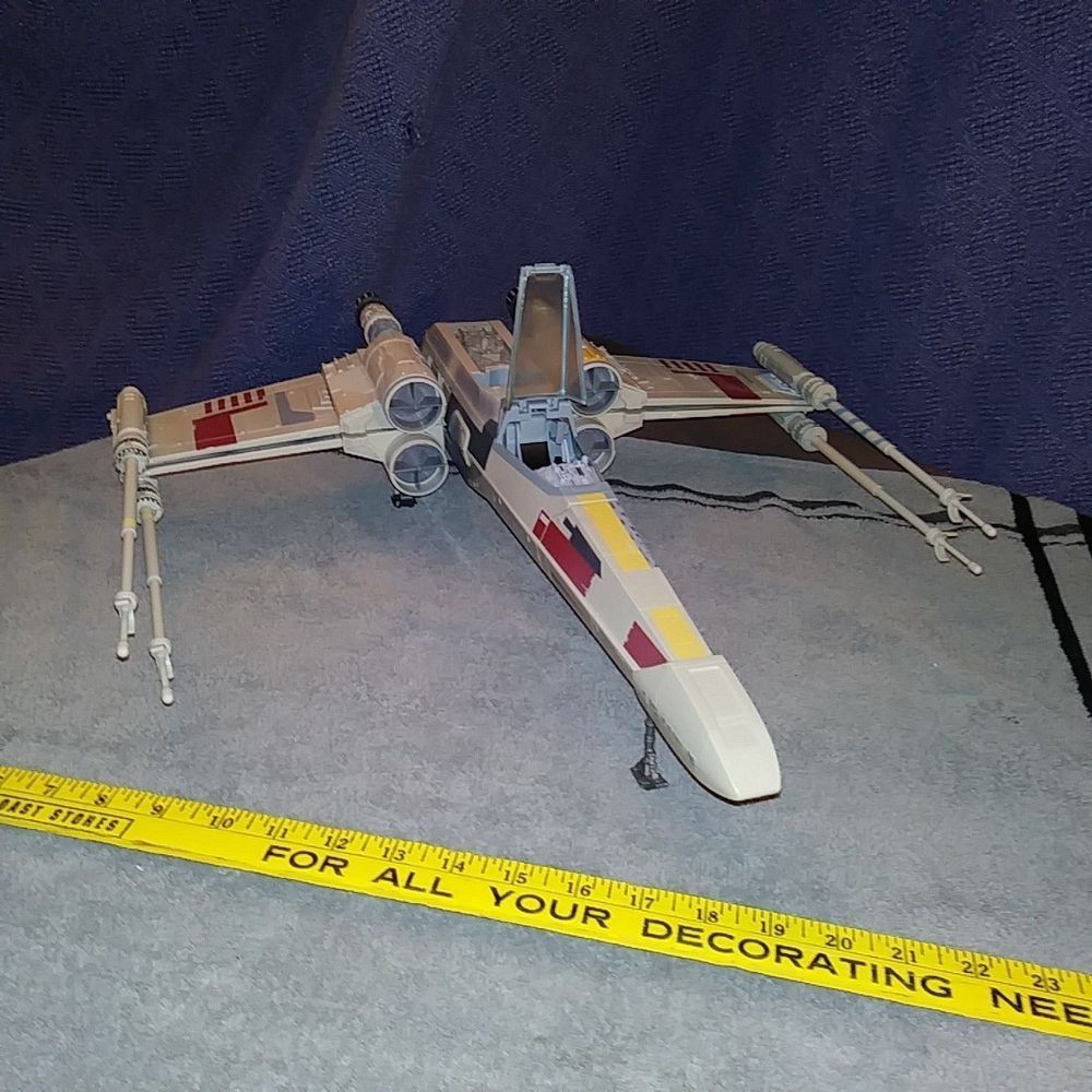 2011 X Wing Fighter Nice Hasbro X Wing Fighter Vintage Collection Fighter