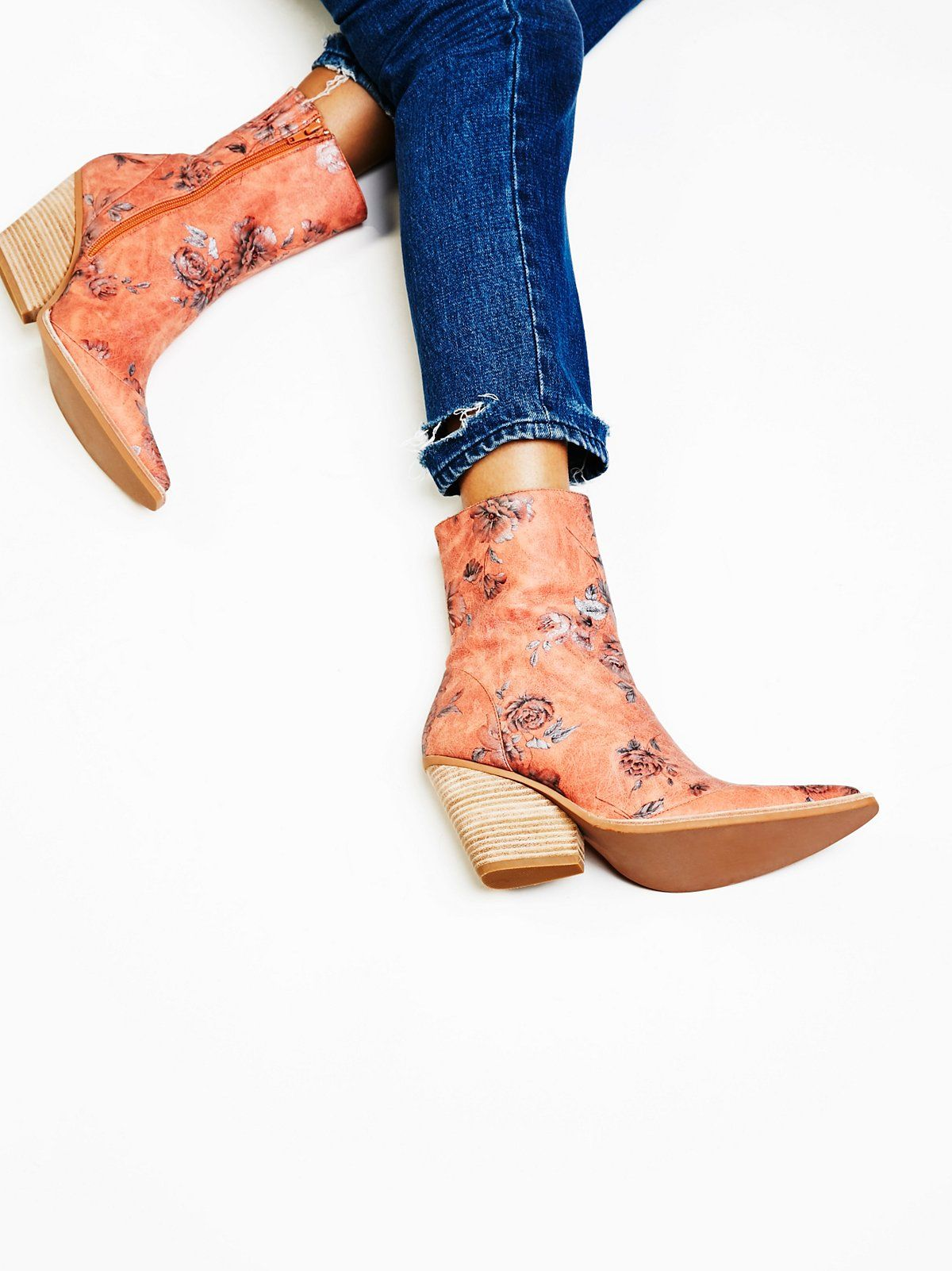 6fb0d1a1c Jeffrey Campbell - Peyton Ankle Boot | Anthropologie Love | Pinterest