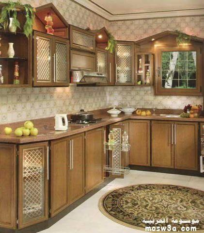 نتيجة بحث الصور عن ديكور مطابخ شقق جزائرية بسيطة Cuisine Design Kitchen Kitchen Cabinets