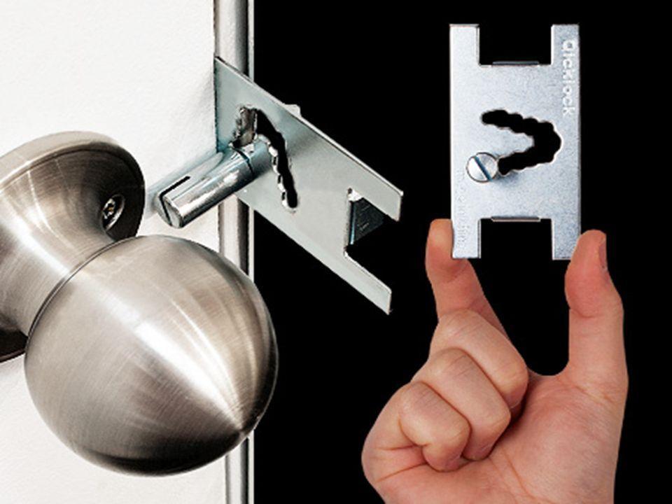 Qicklock Portable Door Lock Security Travel Home Hardware Lockdown Safety Door Lock Security Home Security Tips Home Security Systems