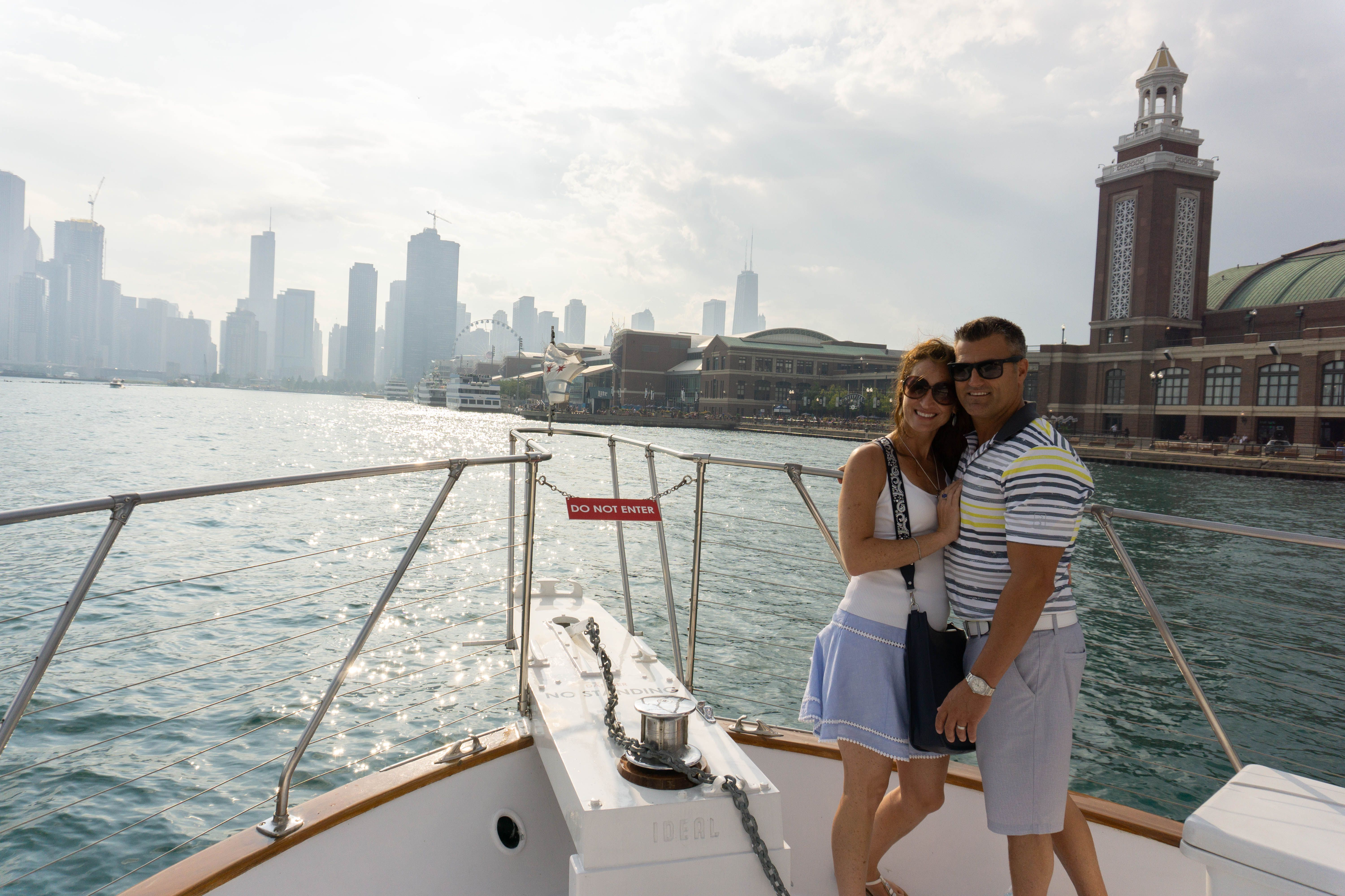 Have The Most Romantic Date And Anniversary Aboard A Private