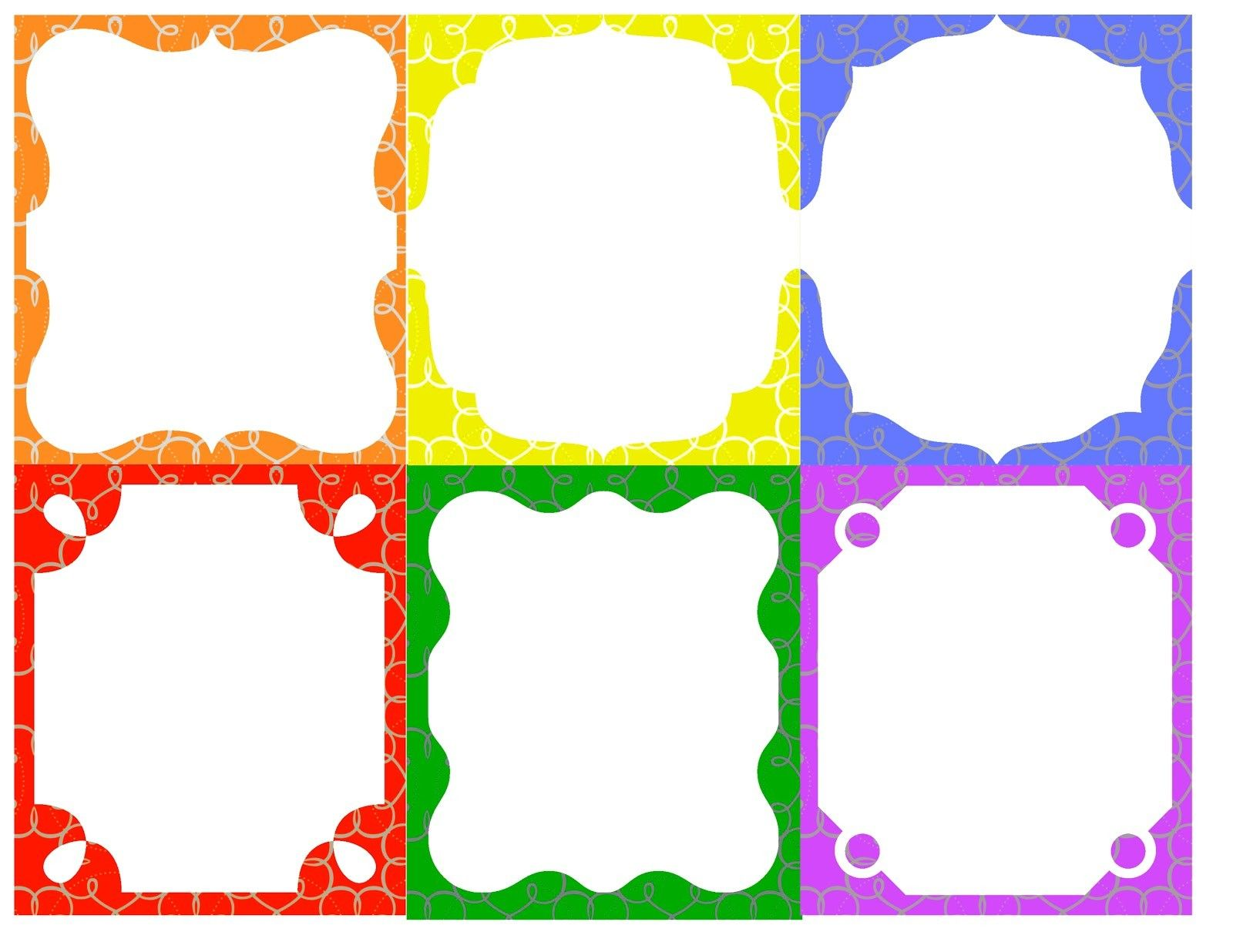 Nametagtemplatesprintableforkids Name Tags Name Tag