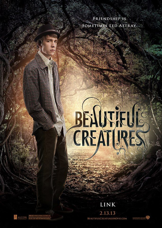 Beautiful Creatures Movie Poster Version  HNN