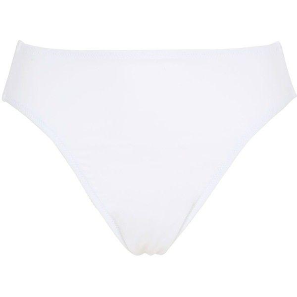 calvin klein high waist bikini bottom