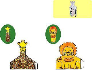 ARTEDUCATIVO: enero 2010 Safari Animals 1 of 3
