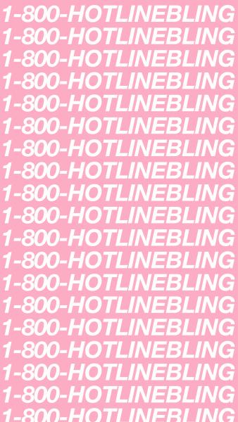 Shathit Bling Wallpaper Hotline Bling Aesthetic Iphone Wallpaper