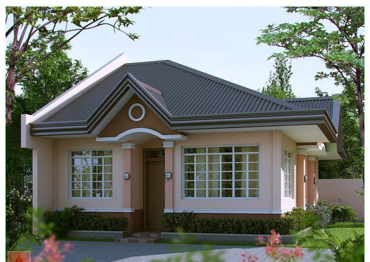 100 Small Beautiful House Design Photos That You Can Get Ideas From Simple House And Bungal Philippines House Design Beautiful Small Homes House Design Photos