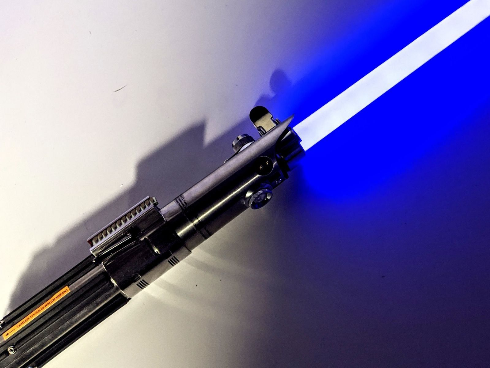 Disney Parks Star Wars Rey Fx Blue Lightsaber Removable Blade Anakin Skywalker Perfect For Cosplay This L Lightsaber Star Wars Light Saber Blue Lightsaber