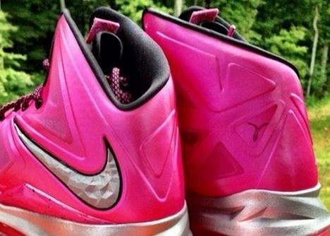 Nike Hyperdunk Think Pink First Look With Images Nike Lunar Nike Nike Shoes