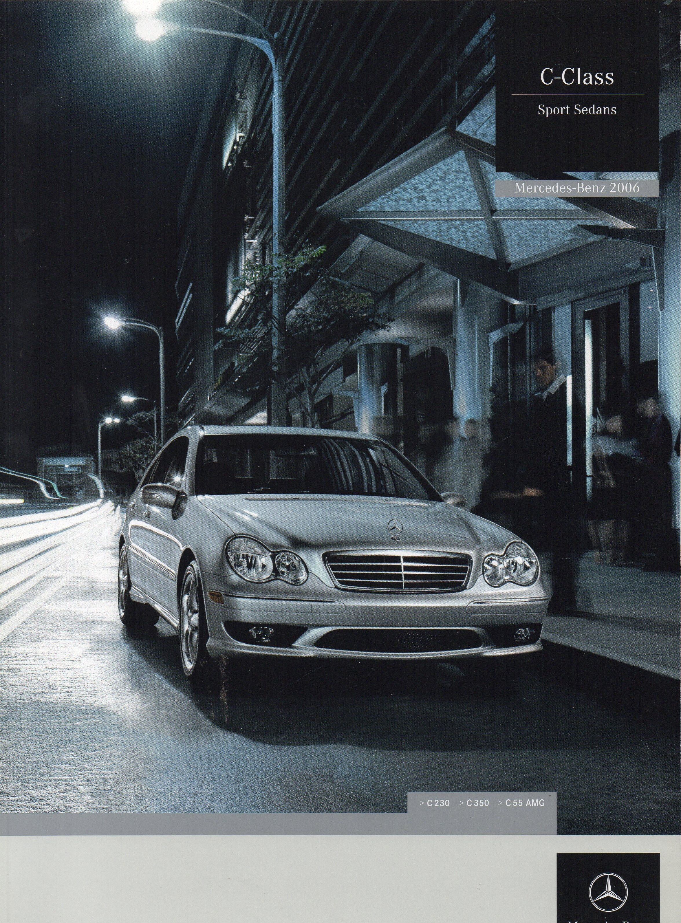 18 best MERCEDES BENZ 2005 2007 BROCHURE SALES LIST images on