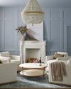 St. Germain Stone Coffee Table