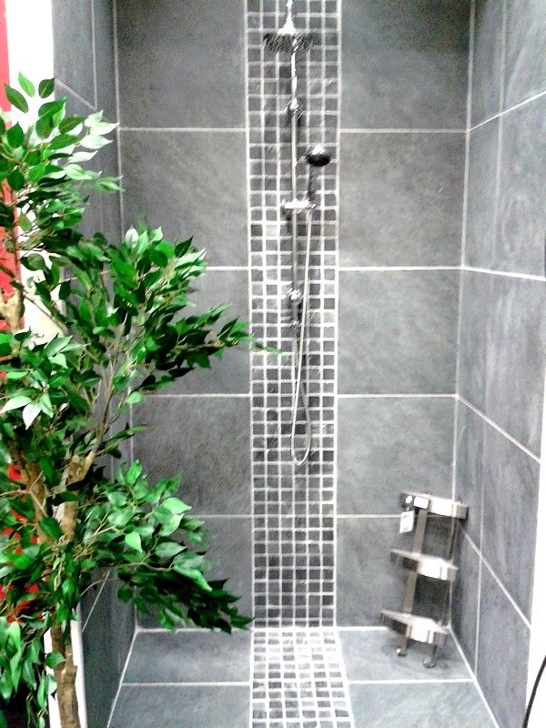 Douche A L Italienne By Ikea Maison Pinterest Bathroom Bath