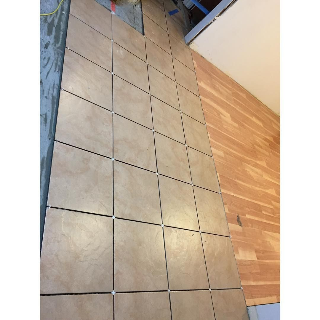 Ozzys Construction On Instagram Floating Floor And Ceramic Tiles