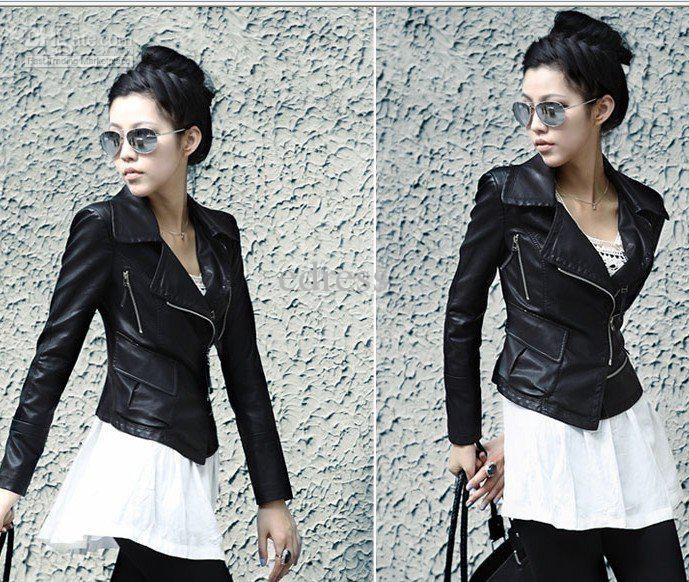 Ladies Leather Jackets Sale