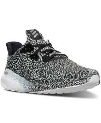 dd0bedb42 adidas Women s Alpha Bounce Running Sneakers from Finish Line ...