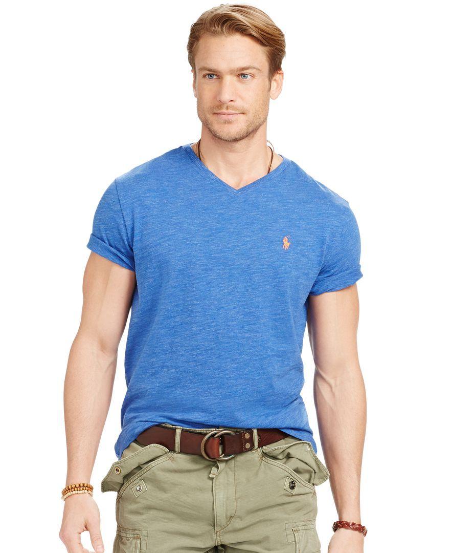 Polo Ralph Lauren Jersey V-Neck  3006d3d9c0003